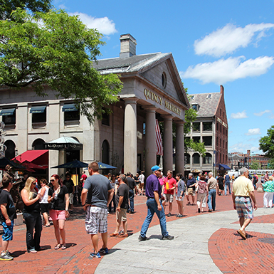 Faneuil Hall / Market District